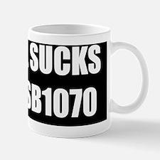 3-sucksrepealstickerwhite Mug