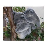 Koala bear Fleece Blankets