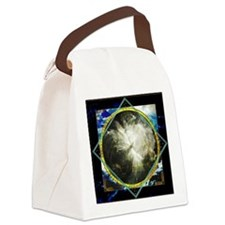 elements-air-tile-updated Canvas Lunch Bag