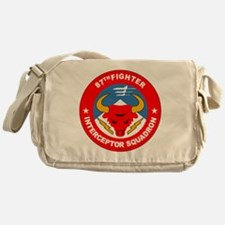 87th_interceptor_squadron Messenger Bag