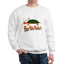 Fear This Turtle !? Sweatshirt