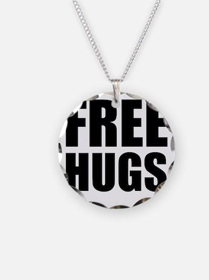 Free Hugs W Necklace