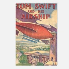 Tom Swift and his Airship Postcards (Package of 8)