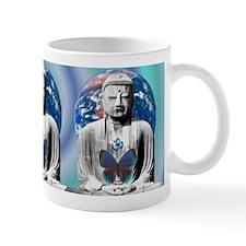 Buddha Awaits Mug