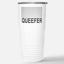 Queefer Travel Mug