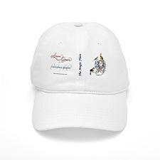 amore_flute_mug Baseball Cap