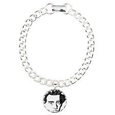 Kierkegaard_k Charm Bracelet, One Charm