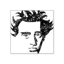 """Kierkegaard_k Square Sticker 3"""" x 3"""""""