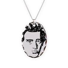Kierkegaard_k Necklace Oval Charm