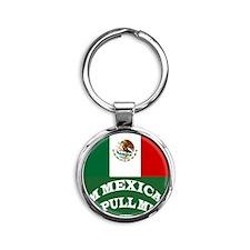 MEXICAN245 Round Keychain
