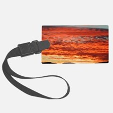 skyfire Luggage Tag