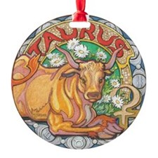 Taurus 4 Ornament