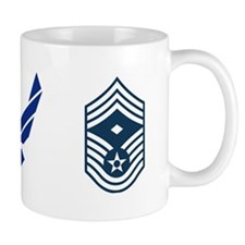 usaf-first-cmsgt--set Small Mug