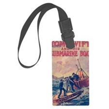 Tom Swift and his Submarine Boat Luggage Tag