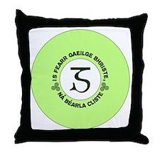 GaeligeLogo2 Throw Pillow