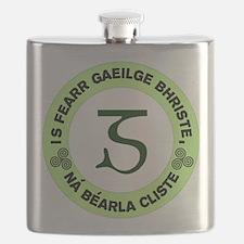 GaeligeLogo3 Flask