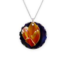 tulip ornament Necklace