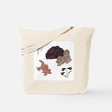 HavaWildlifeFriend_CM_11x11 Tote Bag