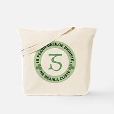GaeligeLogo4 Tote Bag