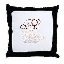 Sonnet 116 Pillow