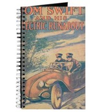 Tom Swift and his Electric Runabout Journal