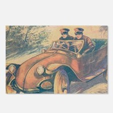 Tom Swift and his Electri Postcards (Package of 8)