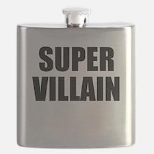 Super Villain W Flask