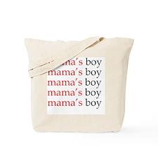 mamasboy Tote Bag