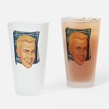 Tom Swift Junior Drinking Glass