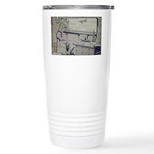 Tom Swift endpapers Travel Mug
