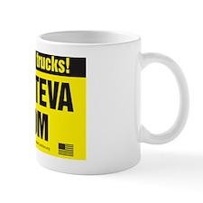 smlawnsign Small Mug