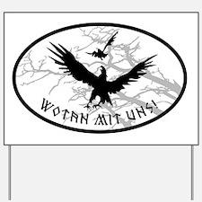 ravens no bg Yard Sign