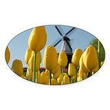 Dutch windmill Single