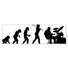 Drummer Bumper Sticker