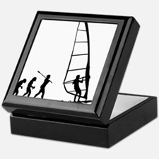 Windsurfer Keepsake Box
