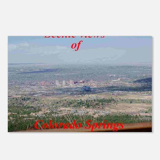2-cs1 Postcards (Package of 8)