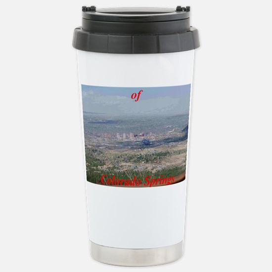 2-cs1 Stainless Steel Travel Mug