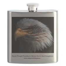 2-eagle with text Flask