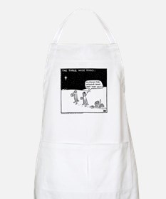 Three Wise Dogs Apron