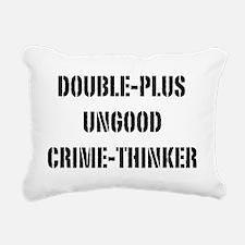 Crimethinker Rectangular Canvas Pillow