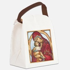 Lovingkindness 8 Canvas Lunch Bag