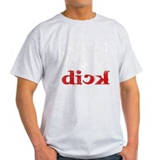 dick_white.gif T-Shirt