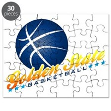 San Francisco Basketball Puzzle