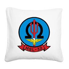 HSL-32 Square Canvas Pillow