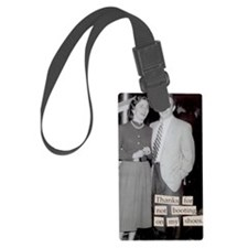 postcards 3 Luggage Tag