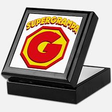 SUPERGRAMPA Keepsake Box