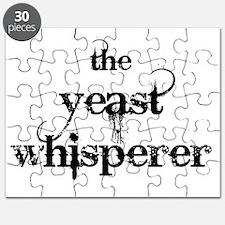 yeast whisperer 2000 black Puzzle