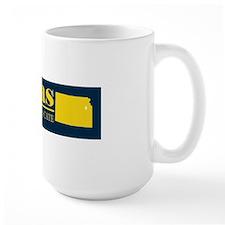 Kansas Gold Bumper 2 Mug