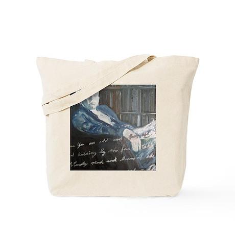 W.B. Yeats Tote Bag