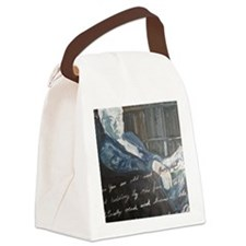 W.B. Yeats Canvas Lunch Bag